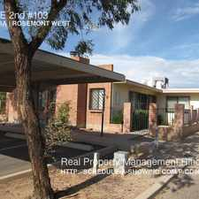 Rental info for 6050 E 2nd #103 in the Rosemont West area