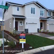 Rental info for 15995 NW French Lane