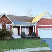 Rental info for 211 Sassafras Lane