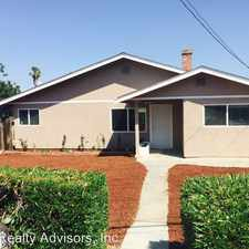 Rental info for 1478 S. Wolfe Road in the San Jose area