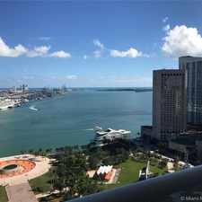 Rental info for MIAMI ONE RE in the Downtown area