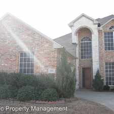 Rental info for 5835 Lorenzo Dr in the Grand Prairie area