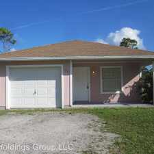 Rental info for 1390 17th Ct SW