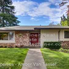 Rental info for 5432 Shelley Way