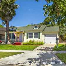 Rental info for 1764 Chalcedony St. in the San Diego area