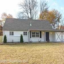 Rental info for 4907 Cloister Ave. in the Southeast Memphis area