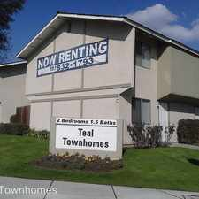 Rental info for 4215 Teal Street in the Bakersfield area
