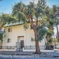 Rental info for 1866 West 11th Street in the Pico Union area