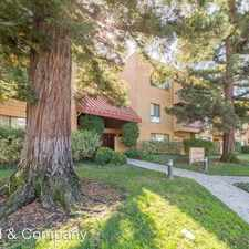 Rental info for 1336 Boulevard Way in the Pleasant Hill area