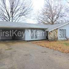Rental info for 6934 Glenwick Dr in the Memphis area