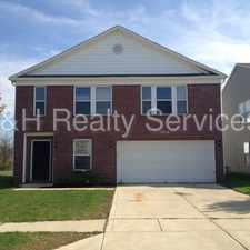 Rental info for Huge 5BR in Lawrence Township! in the Indianapolis area