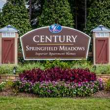 Rental info for Century Springfield Meadows