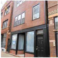 Rental info for 1105 North Ashland Avenue #1 in the Noble Square area