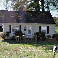 Rental info for 405 W Carver St in the Durham area