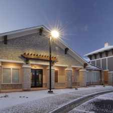 Rental info for The Meadows Luxury Apartments in the Castle Rock area