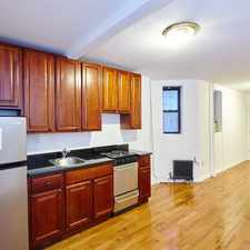 Rental info for Prince St & Mulberry St in the New York area