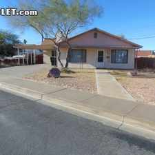 Rental info for $1050 3 bedroom House in Henderson in the Henderson area