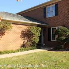 Rental info for 850 BROOKLEIGH CT in the Winston-Salem area