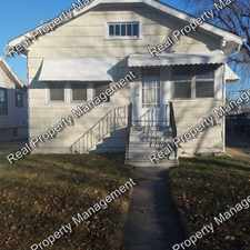 Rental info for 7419 Jefferson Avenue in the Hammond area