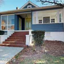 Rental info for 428 Hawthorne Lane #7 in the Charlotte area