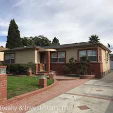 Rental info for 8934 S 12th Ave in the Inglewood area