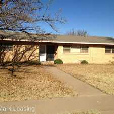 Rental info for 3816 44th Street - Front in the Maedgen Area area