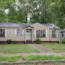 Rental info for Cottage Style Duplex in the City- 3Bd/1Ba, Near D'Town Atlanta, Near Transportation, Upcoming Area in the Oakland City area