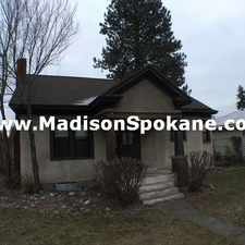 Rental info for 2 BED/1 BATH HOME IN SHADLE - CLOSE TO 5-MILE CTR and SHADLE CTR in the Northtown area