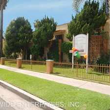 Rental info for 8427, 8437 Tobias Ave. in the North Hills East area
