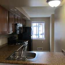 Rental info for North Shore Townhomes in the Rochester area