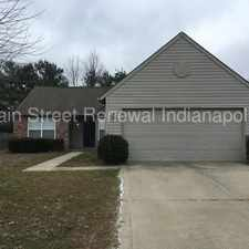 Rental info for 2160 Canvasback Dr - Comfortable 3 Bedroom Ranch in Pike Township in the Indianapolis area