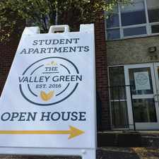 Rental info for The Valley Green Student Apartments in the Troy area