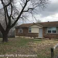 Rental info for 2707 Trenton Rd. in the Clarksville area