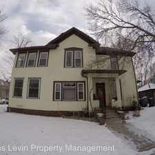 Rental info for 728 6th St. SE in the Minneapolis area