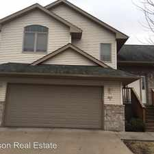 Rental info for 1803 12th Ave 1803 C in the Coralville area