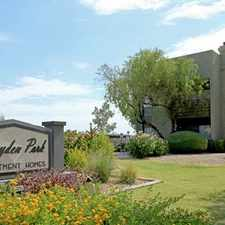 Rental info for Hayden Park in the Scottsdale area