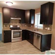 Rental info for 4 BEDROOM 1.5 BATHROOM HOME IN SOUTH HOLLAND in the South Holland area