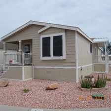 Rental info for NEW HOME FOR $68,900! in the Phoenix area
