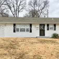 Rental info for Home in Kansas City with 2 Living Areas in the St. Catherine's Gardens area