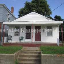 Rental info for 721 16th Street #a in the Newport News area