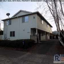 Rental info for 8514 N. Syracuse in the Vancouver area