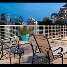 Rental info for Woodside St in the Dallas area
