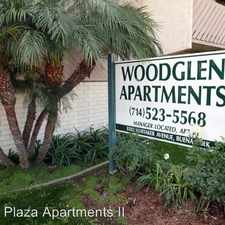 Rental info for 8382 Whitaker Ave #16 in the Anaheim area