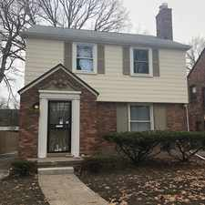 Rental info for 14424 Greenview