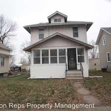 Rental info for 239 15th Ave in the East Moline area