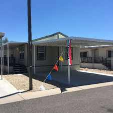 Rental info for BEAUTIFUL DOUBLE WIDE HOME $59,900! in the Phoenix area
