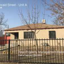 Rental info for 30 Kincaid Street in the Bakersfield area
