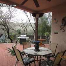 Rental info for Two Bedroom In Pima (Tucson) in the Tanque Verde area