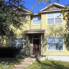 Rental info for 306 E 34th Street Unit A in the Austin area