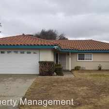 Rental info for 569 Dahlia Place in the Orcutt area